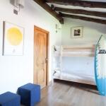 habitación 2 surf camp