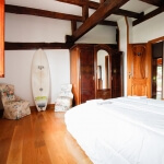 habitacion doble surf camp
