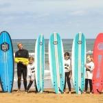 Surf camp para menores