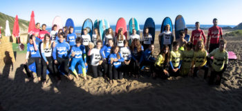 Compartir surf & skate camps from 10 to 17 July en facebook
