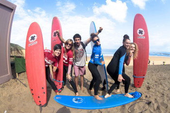 Compartir SURF & SKATE CAMPS FROM 16 TO 23 AUGUST en facebook