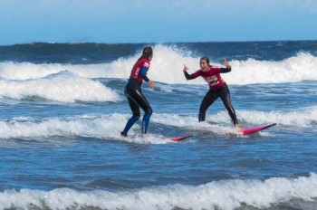 Compartir PHOTOS SURF CAMP SEMAINE 2 SEPTEMBRE en facebook