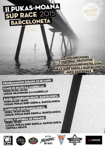 Compartir EVENT MOANA IN BARCELONA en facebook